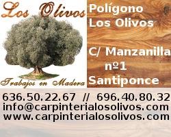Los Olivos - Trabajos en Madera